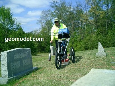 geomodel_gpr2 cemetery mapping
