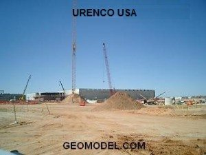 Urenco USA Facility, Eunice, New Mexico