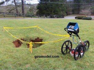 Locating Underground Sinkholes